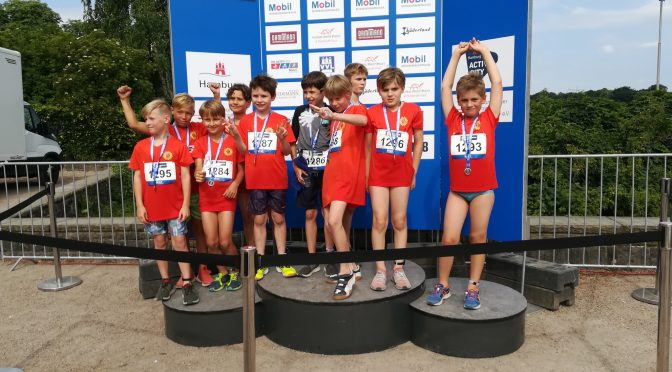 Kids World Triathlon